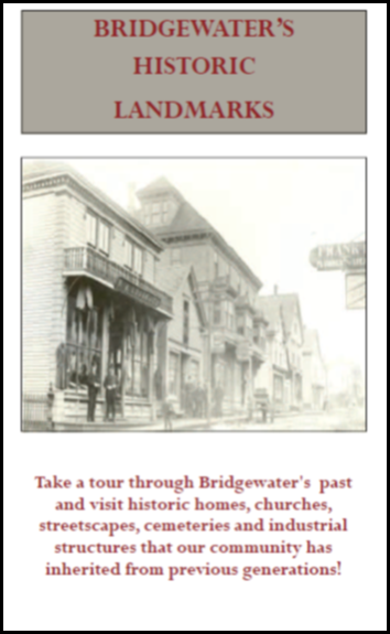 Bridgewaters Historic Landmarks cover