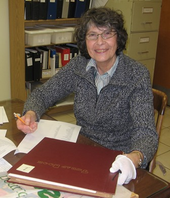 Karen Crouse Jan. 31 cataloging