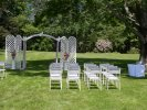 A wedding in Woodland Gardens